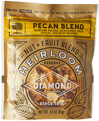 Photo of  Heirloom Nut + Fruit Blends