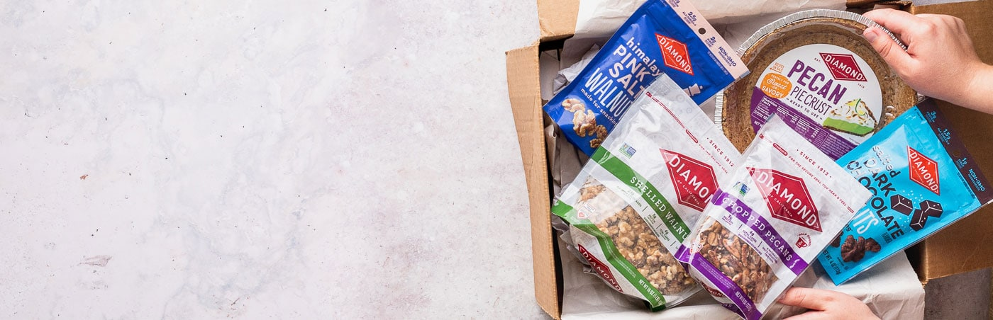 Box of Diamond Nuts products